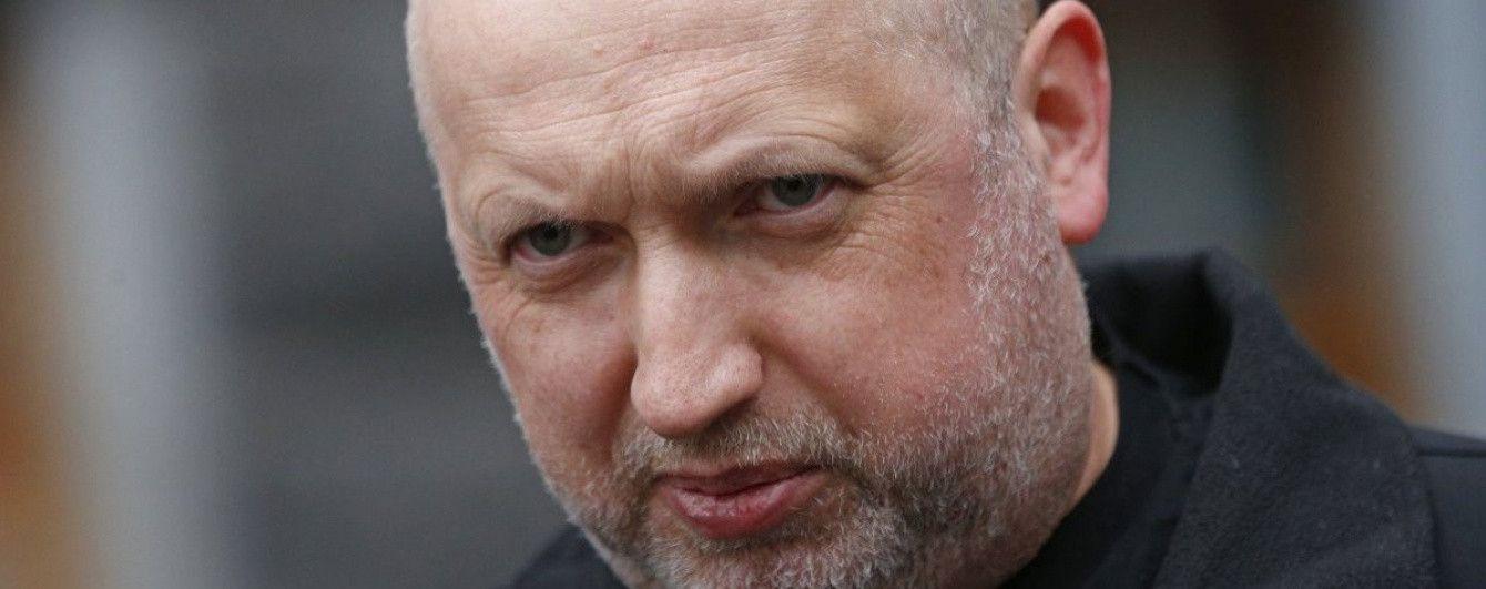 Турчинов объяснил, как законопроект о реинтеграции Донбасса поможет освободить оккупированные территории
