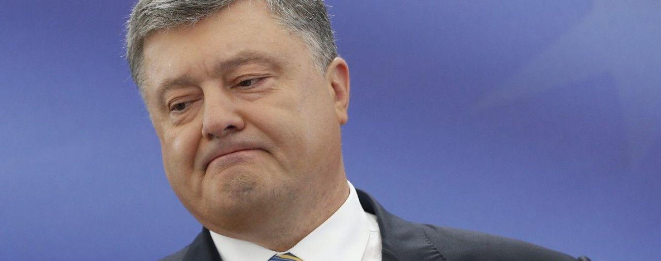 "Порошенко уволил главу РГА на Одесчине из-за ""создания препятствий инвесторам"""