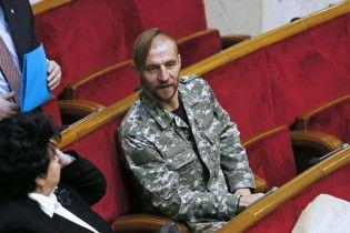 Нардеп Гаврилюк у Раді вдарив блогера