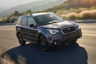 Subaru анонсировала продажи новой спецверсии кроссовера Forester