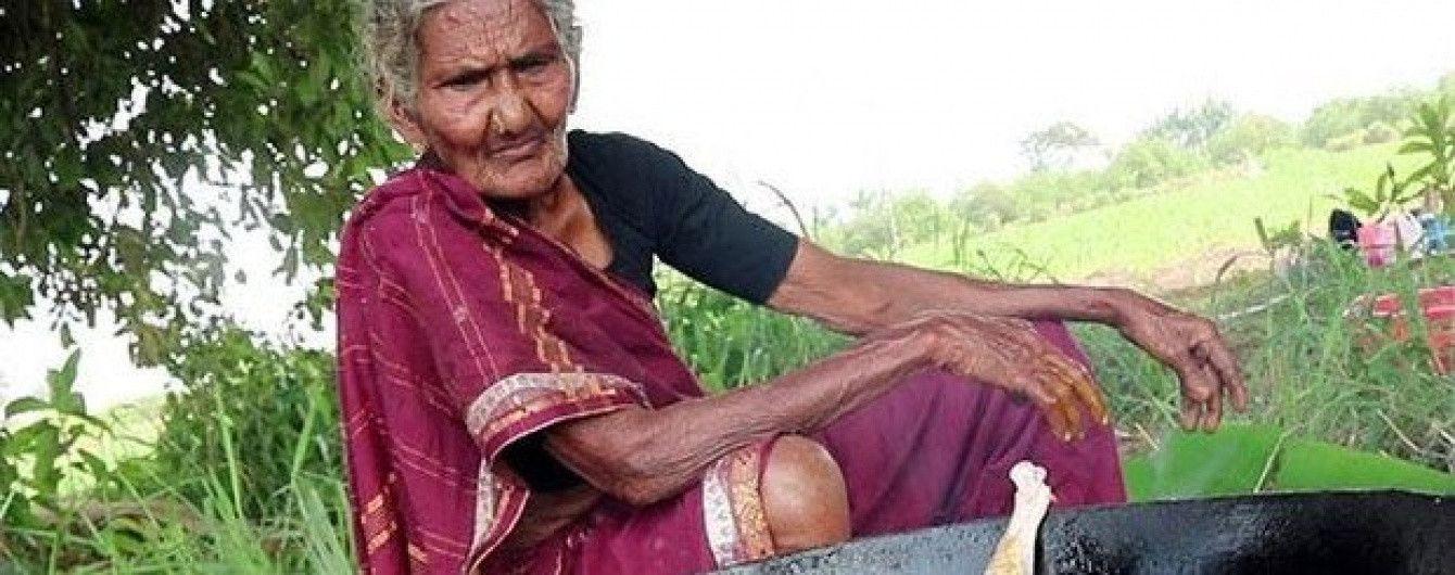 В Индии 106-летняя бабушка стала кулинарным видеоблогером и прославилась на весь YouTube
