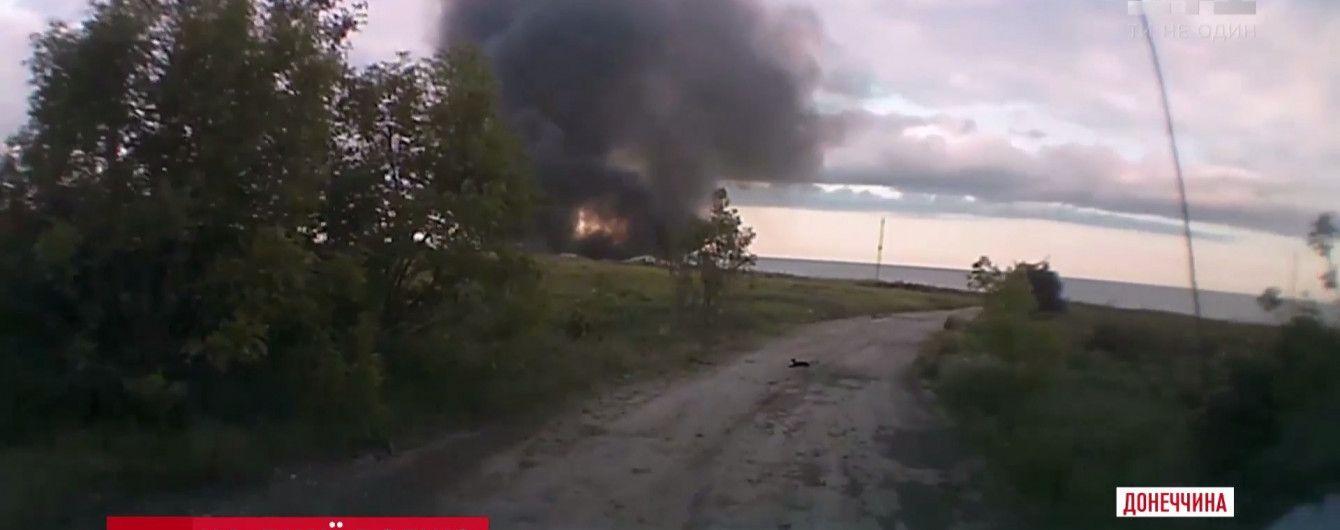 Военные вычислили позиции, с которых российская артиллерия обстреляла мирное село Бердянское