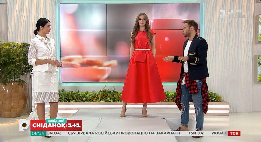a85e9ef5b6824c Відео - Як вибрати ідеальну сукню на випускний 2017 – поради Андре ...