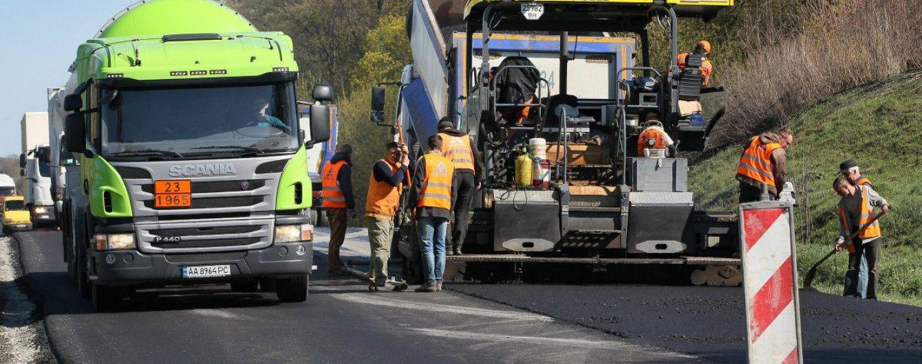В Уряді розповіли, які дороги державного значення ремонтуватимуть цього року