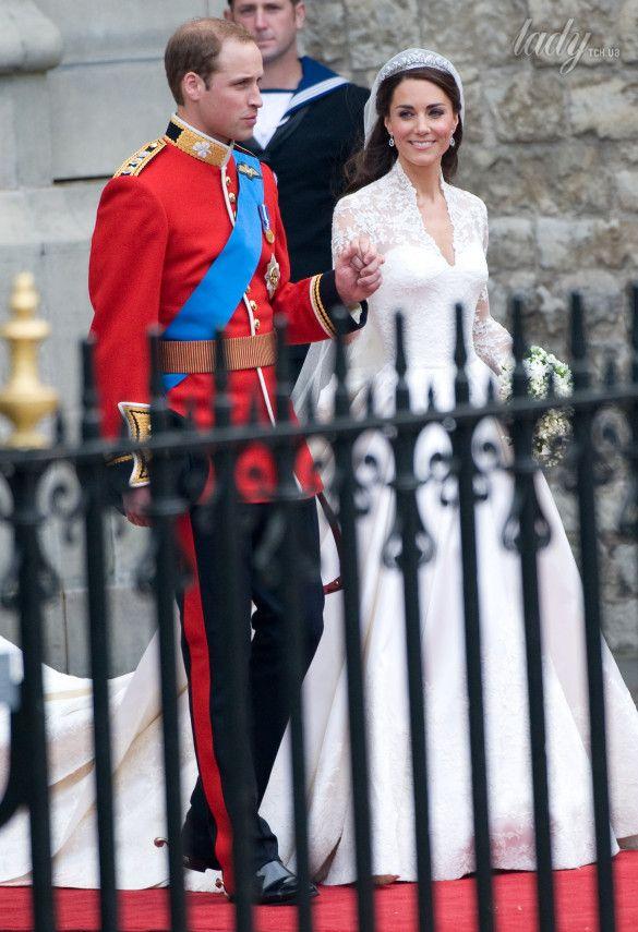 Свадьба герцогини Кембриджской_4
