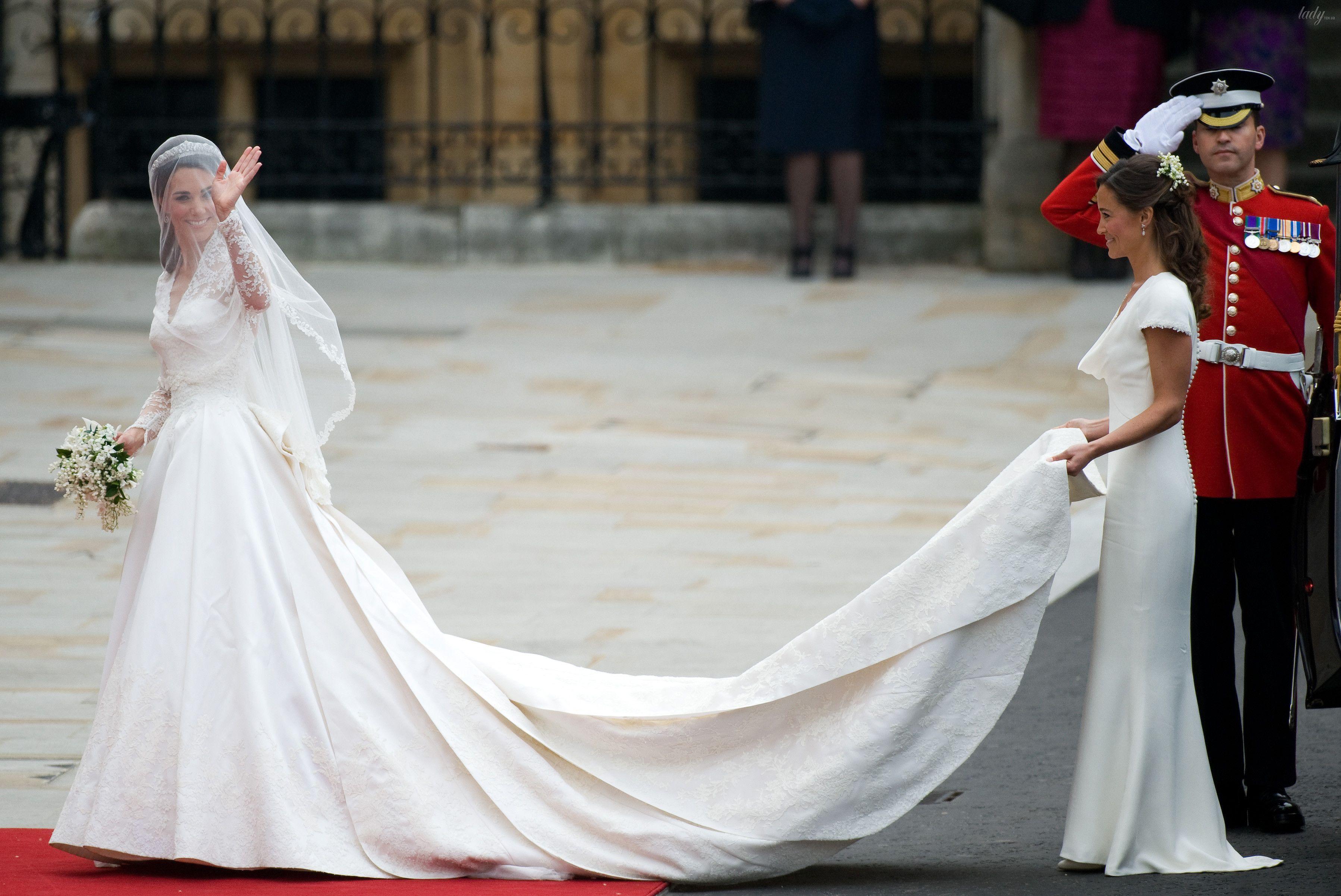 Свадьба герцогини Кембриджской_3