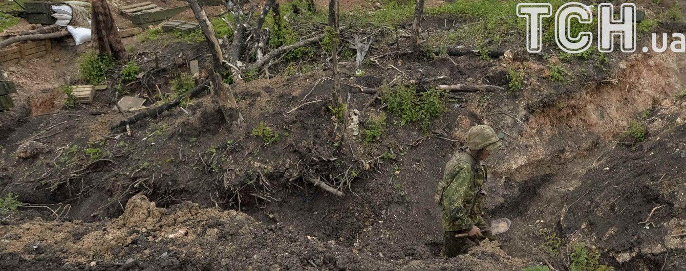 Боевики более трех часов били по окраинам Авдеевки. Сутки в зоне АТО