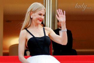 Королева стиля: 5 эффектных образа Николь Кидман на Каннском кинофестивале
