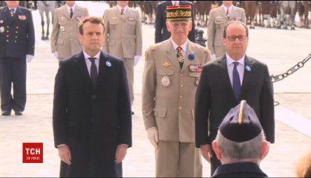 Новий президент Франції зустрінеться із Путіним