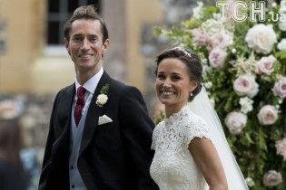 Новоспечена дружина Піппа Міддлтон вирушила з коханим-мільйонером у медовий місяць