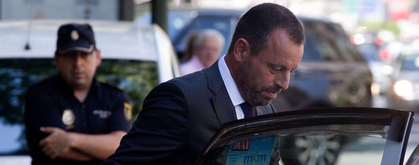 """Екс-президент """"Барселони"""" підозрюється в махінаціях з пересадкою печінки для футболіста - ЗМІ"""