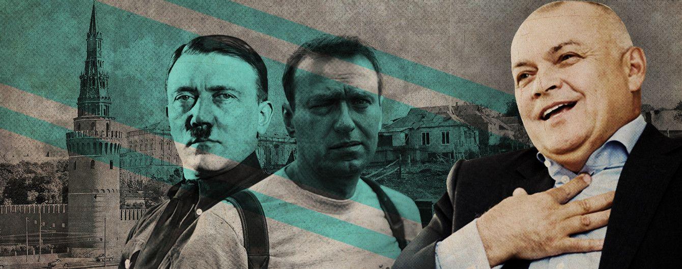 Почему Кремль настолько зациклен на фантомных фашистах?