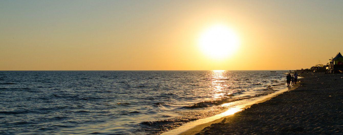 Россия закрыла часть Азовского моря для украинцев
