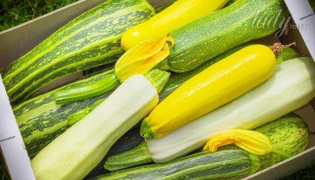 Что приготовить из кабачков: 4 необычных рецепта