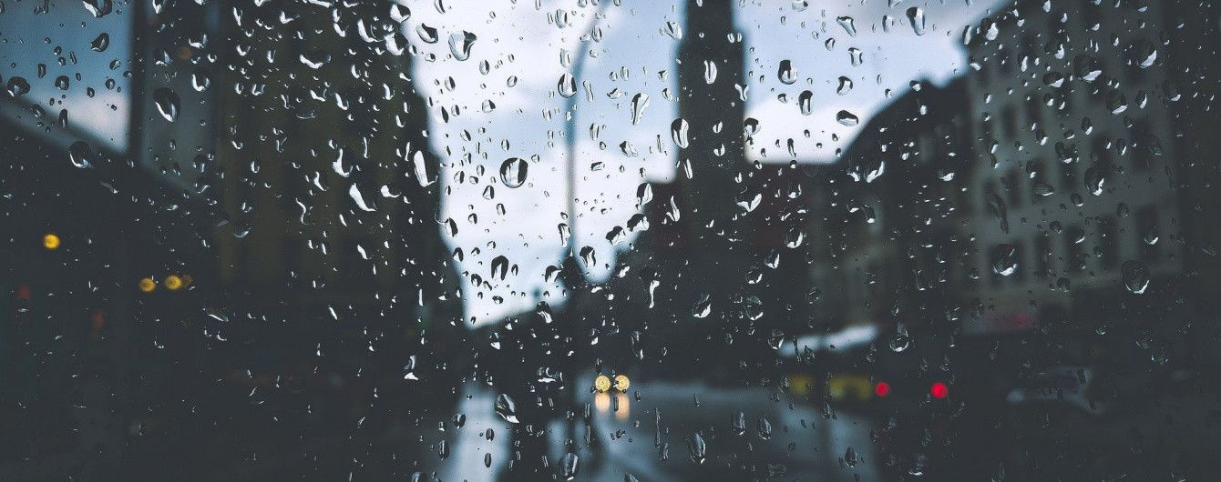 Україну поливатимуть дощі з грозами. Прогноз погоди на 25 травня