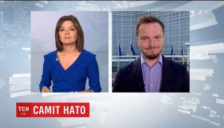 Лидеры стран альянса съезжаются в Брюссель на саммит НАТО