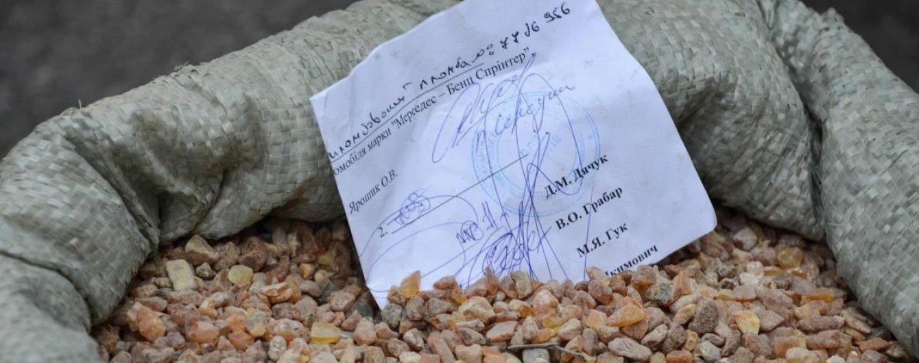 На Житомирщині почнуть легально видобувати бурштин