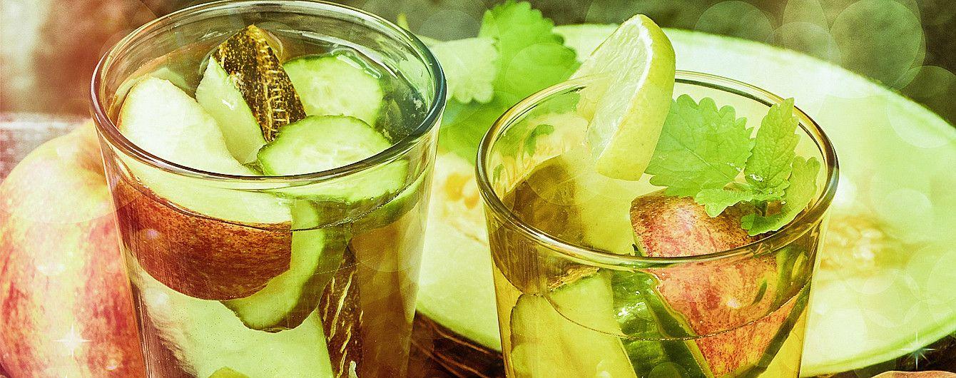 Готуючись до літа: топ-3 рецепти для очищення організму
