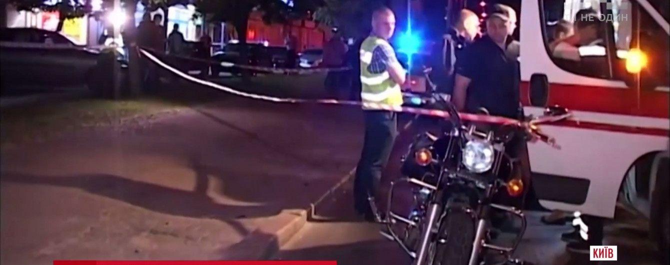 У поліції озвучили ймовірну причину гучного вбивства байкера в Києві