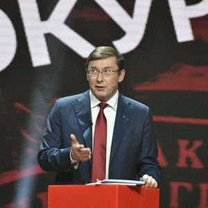 Луценко назвав основні джерела корупції в Україні і розкритикував присутність поліції на митниці