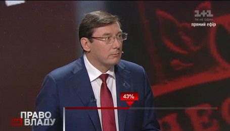 Я возмущен. Луценко прокомментировал решения судов по делам экс-налоговиков