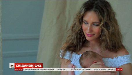 Син Осадчої та Горбунова знявся у першій фотосесії для глянцевого журналу
