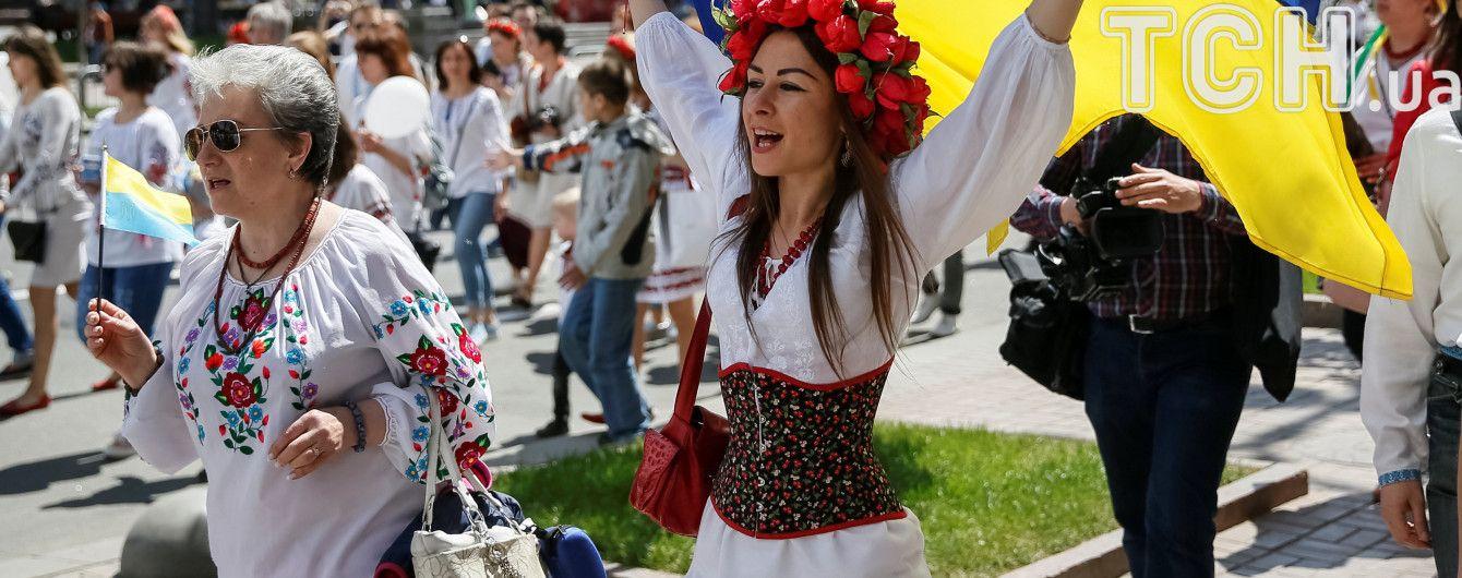 Социологи зафиксировали рекордное количество сторонников независимости Украины