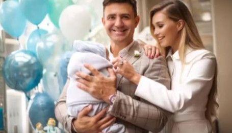Микола Тищенко розповів, чому відправив молоду дружину народжувати до Америки
