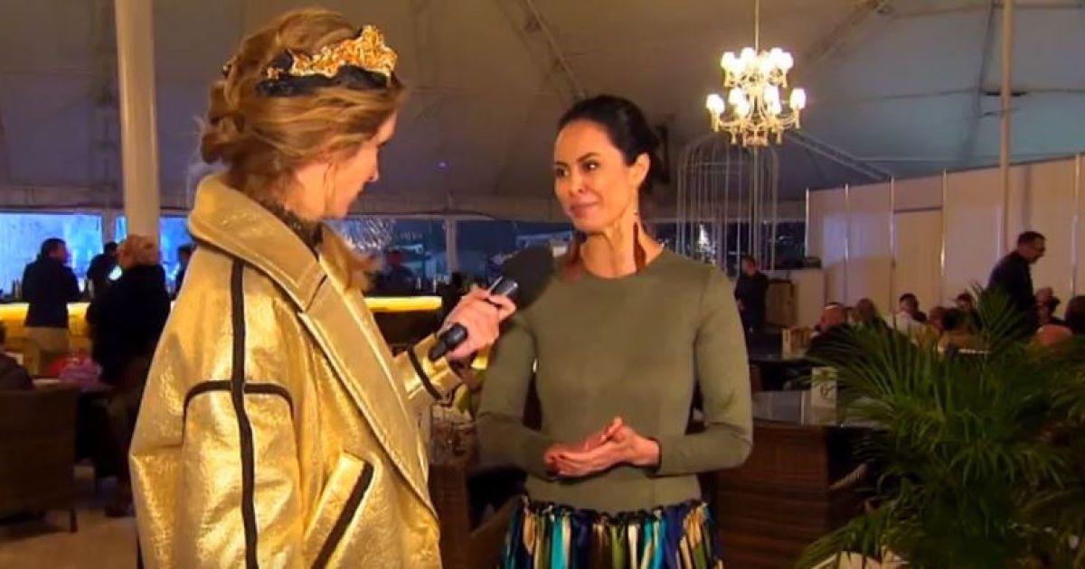 Поющая жена мэра Киева Кличко рассказала о домашних концертах с мужем