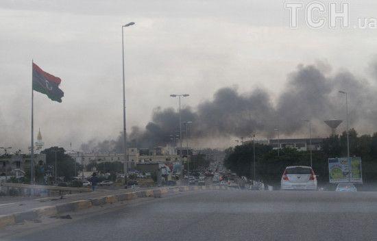 Лівійський бунтівний генерал заявив про початок військової операції