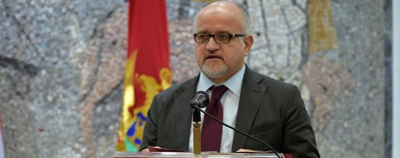 МЗС Чорногорії заявило про відкрите втручання Росії у політику країни щодо НАТО
