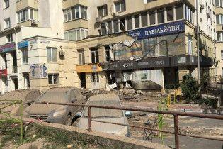 """В """"Киевэнерго"""" объяснили, почему произошел масштабный прорыв воды на Голосеевском проспекте"""