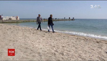 Ни один пляж Одесчины официально не признали пригодным для отдыха