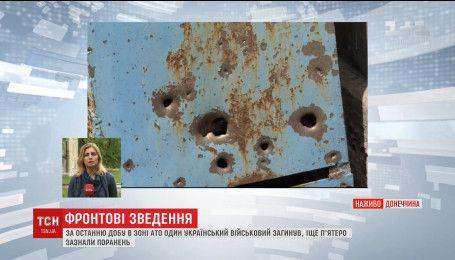 ООН обнародовала свою статистику жертв войны на Востоке Украины