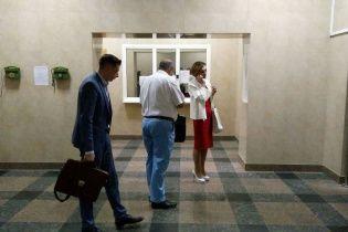 Рожкова прибыла на допрос в НАБУ