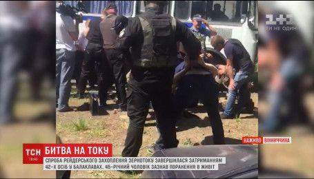 Внаслідок масової стрілянини на Вінниччині затримано 42 людини