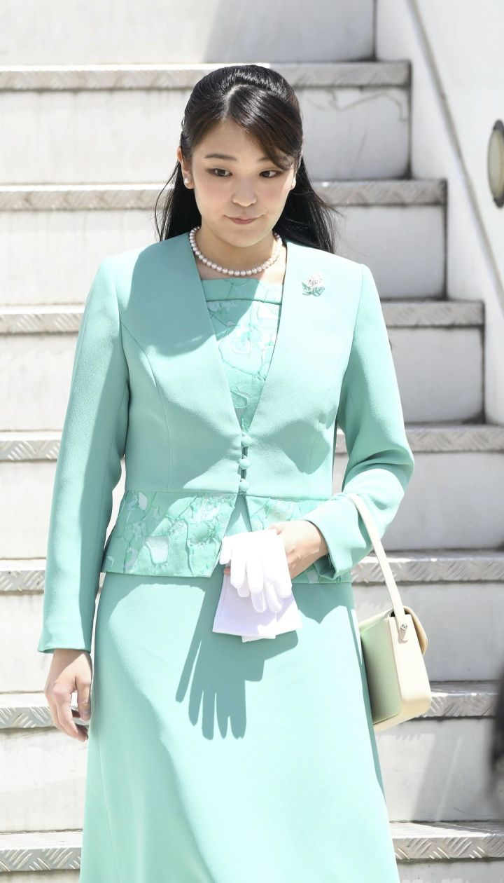 Принцеса Японії Мако