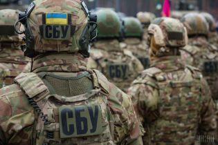 На Херсонщине СБУ обыскала отделение полиции по подозрению в разглашении гостайны