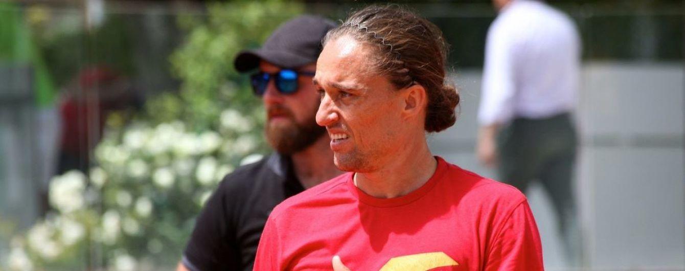 Мужской розыгрыш Roland Garros покинули все украинские теннисисты