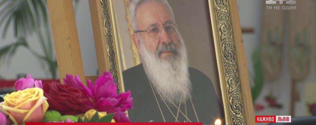 Любомира Гузара поховають в усипальниці київського собору, а труна буде запаяна