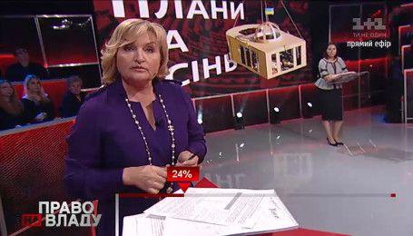 Между премьером и президентом конфликта нет - Ирина Луценко