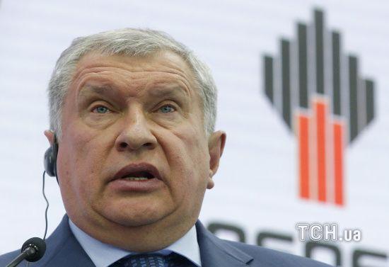 """У """"Роснефти"""" послали журналістів у """"д*пу"""" після прохання прокоментувати квартиру Сечіна за 2 млрд рублів"""