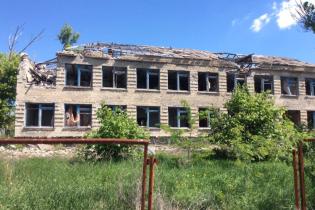 Даже не представлял увидеть такую разруху: военные потрясены видом когда-то курортного Широкино