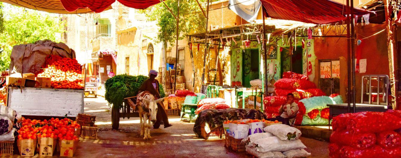 Узнайте, что посмотреть и чего опасаться на рынке в Хургаде