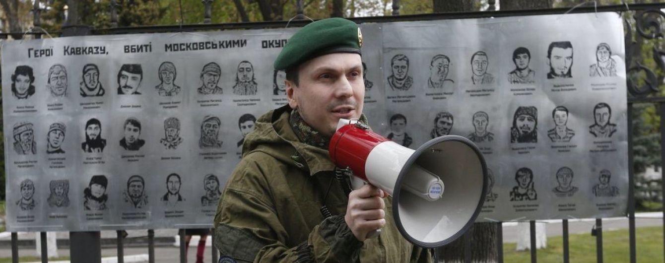Осмаєв пояснив, чому вони з Окуєвою відмовилися від охорони після попереднього замаху