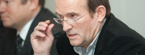 Медведчук является представителем Путина и с мая не принимает участия в переговорах в Минске - Порошенко