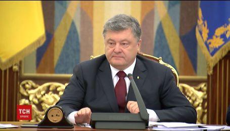 Порошенко предложил ввести новые правила медицины на селе