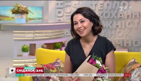 Успешная телеведущая, жена и мама - разговор за чашкой чая с Натальей Мосейчук
