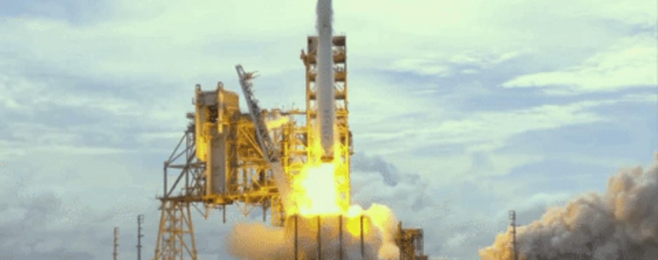 Ілон Маск розповів про майбутній запуск двох ракет Falcon 9