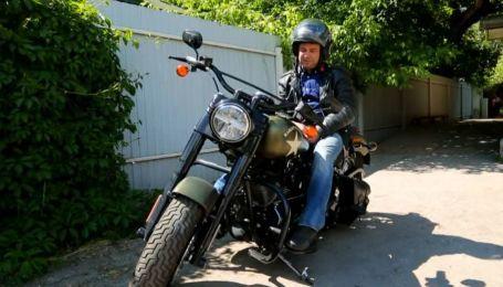 Павлик, Вирастюк и Фагот из ТНМК оседлали мотоциклы, а Педан чудом спасся после несчастного случая